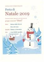 FESTA DI NATALE 21.12.2019 PRESSO CRA GALUPPI -PIEVE DI CENTO